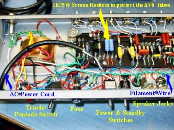 Fender Deluxe Reverb Wiring Diagram - All Diagram Schematics on